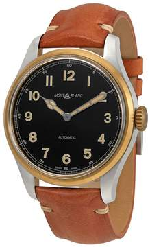 Montblanc 1858 Black Dial Automatic Men's Watch