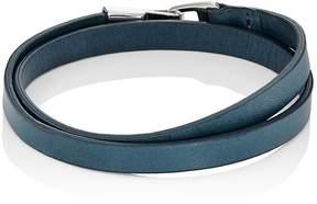 Miansai Men's Moore Double-Wrap Bracelet