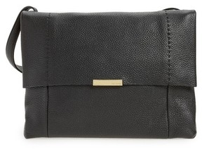Ted Baker Proter Leather Shoulder Bag - Black