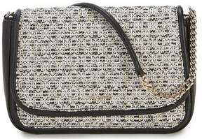 Karl Lagerfeld Paris Ollie Boucle Shoulder Bag