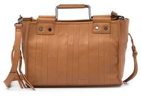Kooba Caymen Large Leather Satchel