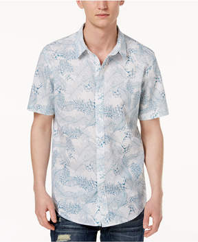 American Rag Men's Botanical Shirt, Created for Macy's