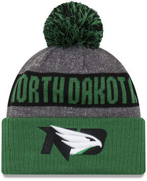 New Era North Dakota Fighting Hawks Sport Knit Hat