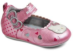 Hello Kitty Girls' Julia Mary Jane Shoes - Pink