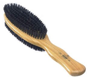 Kent Double-Sided Clothes Brush