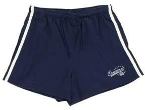 Converse Womens Pocket Fleece Shorts Navy M