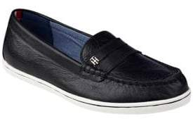 Tommy Hilfiger Butter Leather Loafers