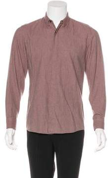 Dries Van Noten Brushed Houndstooth Shirt