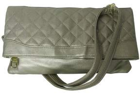 Steve Madden Womens 'DO196805' Clutch Bag, Pewter