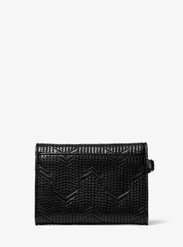 MICHAEL Michael Kors Whitney Small Deco Quilted Leather Chain Wallet