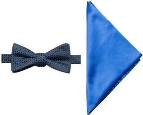 Jf J.Ferrar Geometric Bow Tie Set
