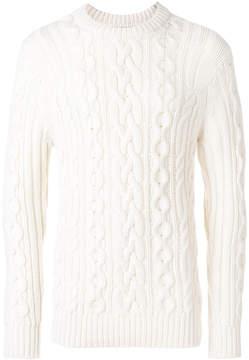 Pringle Aran knit jumper