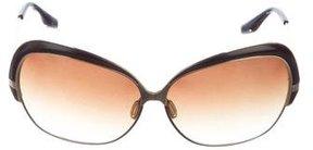 Dita Marseilles Oversize Sunglasses