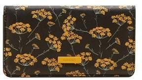 MANGO Floral-print wallet