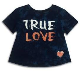 True Religion Little Girl's & Girl's Graphic Printed Tee