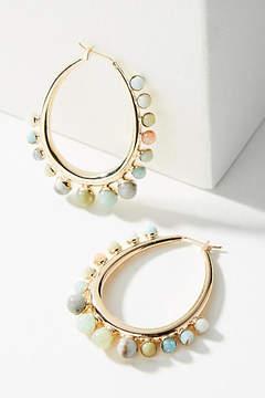 Anton Heunis Thea Hoop Earrings
