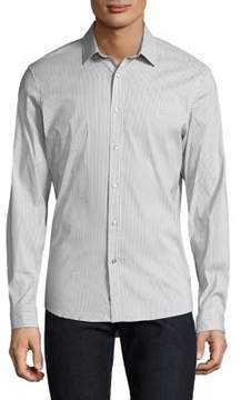 Michael Kors Brooks Casual Button-Down Shirt