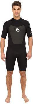 Rip Curl Omega Short Sleeve Spring Suit Men's Wetsuits One Piece