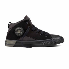 Converse Chuck Taylor All Star Official Ripstop And Nubuck - Mid Boys Sneakers - Little Kids/Big Kids