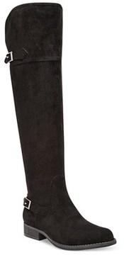 American Rag Womens Ada Closed Toe Knee High Fashion Boots, Black, Size 5.5.