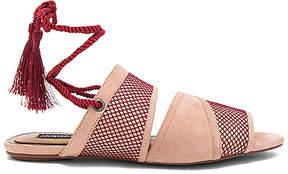 Jaggar Split Lace Sandal