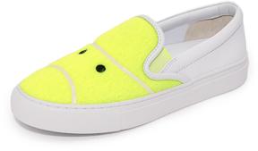 Tory Burch Tory Sport Tennis Felt Sneakers