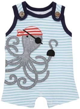 Mud Pie Pirate Octopus Romper