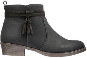 Joe Fresh Kid Girls' Tassel Boots, Black (Size 12)