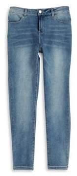 Calvin Klein Jeans Girl's Skinny-Leg Jeans