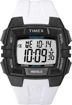 Timex Men's Expedition Digital Sport White Watch
