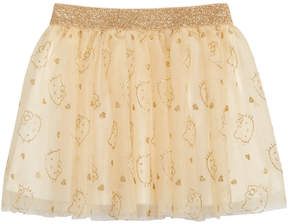 Hello Kitty Glitter Tutu Skirt, Little Girls (4-6X)