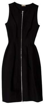 Alaia Knee-Length Fit-And-Flare Dress