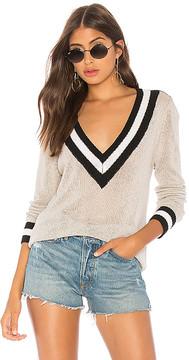 superdown Bobbie V Neck Sweater