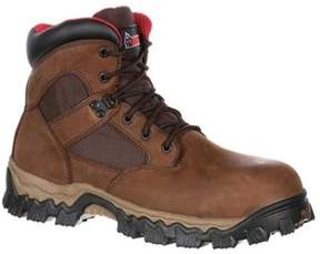 Rocky Men's 6 Alphaforce Composite Toe Waterproof Boot.