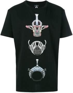 Marcelo Burlon County of Milan Muzzles T-shirt