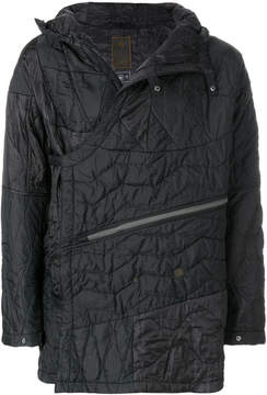 MHI quilted parka