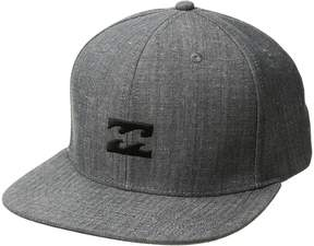 Billabong All Day Heather Snapback Caps