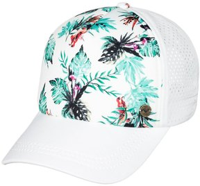 Roxy Waves Machines Marshmallow Trucker Cap 8160088