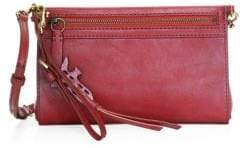 Frye Carson Leather Convertible Crossbody Bag