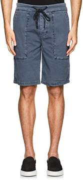 James Perse MEN'S COTTON DRAWSTRING SHORTS