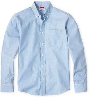 Izod EXCLUSIVE Long Sleeve Oxford Shirt - Boys 8-20 and Husky