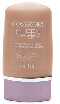 CoverGirl Queen Collection Oil-Free Natural Hue Liquid Makeup Amber Glow Q705