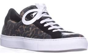 Belstaff Dagenham Low Rise Fashion Sneakers, Tamsin Gold.