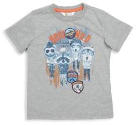 Petit Lem Little Boy's Crewneck Tee