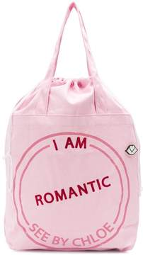 See by Chloe I Am Romantic tote bag