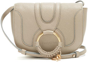SEE BY CHLOÉ Hana mini grained-leather cross-body bag