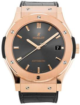Hublot Classic Fusion Racing Grey King Gold 45mm Watch