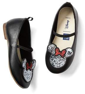 Gap babyGap | Disney Baby Minnie Mouse ballet flats
