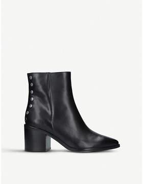 Carvela Slightly stud-detail leather ankle boots