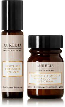 Aurelia Probiotic Skincare - Eye Revitalising Duo, 10ml And 15ml - Colorless
